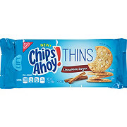 Nabisco Chips Ahoy! Thins Cinnamon Sugar Cookies