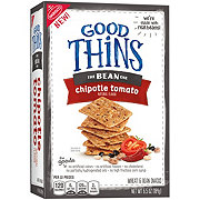 Nabisco Good Thins The Bean One Chipotle Tomato Crackers