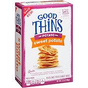 Nabisco Good Thins The Potato One Sweet Potato Crackers