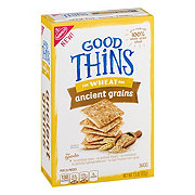 Nabisco Good Thins The Wheat One Ancient Grain Snacks