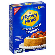 Nabisco Honey Maid Graham Cracker Crumbs