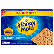 Nabisco Honey Maid Honey Grahams Family Size!
