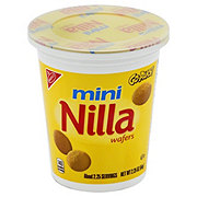 Nabisco Mini Nilla Go-paks! Wafers