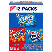 Nabisco Mini Snack Cookies Variety Pack