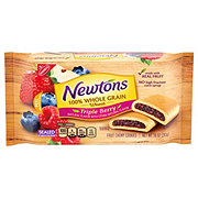 Nabisco Newtons 100% Whole Grain Triple Berry Cookies