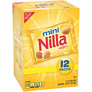 Nabisco Nilla Mini Vanilla Wafers Multipack