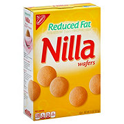 Nabisco Nilla Reduced Fat Wafers