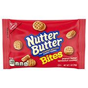 Nabisco Nutter Butter Bites Peanut Butter Sandwich Cookies