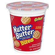 Nabisco Nutter Butter Go-Paks! Peanut Butter Sandwich Cookie Bites