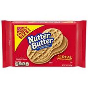 Nabisco Nutter Butter Peanut Butter Sandwich Cookies