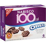 Nabisco Oreo 100 Calorie Thin Crisps