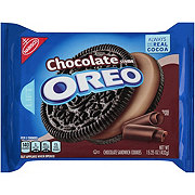 Nabisco Oreo Chocolate Creme Sandwich Cookies