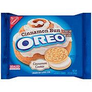 Nabisco Oreo Cinnamon Bun Cinnamon Cookies