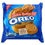 Nabisco Oreo Cookie Butter Sandwich Cookies