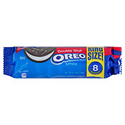 Nabisco Oreo Double Stuf Sandwich Cookies King Size