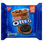 Nabisco Oreo Dunkin' Donuts Mocha