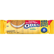 Nabisco Oreo Golden Double Stuf  King Size