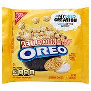Nabisco Oreo Kettle Corn Sandwich Cookies