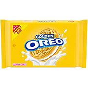 Nabisco Oreo Lemon Creme Sandwich Cookies Family Size!
