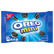 Nabisco Oreo Mini Chocolate Sandwich Cookies
