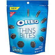 Nabisco Oreo Thins Bites Sandwich Cookies