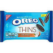 Nabisco Oreo Thins Coconut Creme Sandwich Cookies