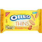 Nabisco Oreo Thins Salted Caramel Sandwich Cookies