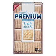 Nabisco Premium Fresh Stacks Original Saltine Crackers