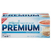 Nabisco Premium Original Sea Salt Saltine Crackers
