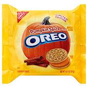 Nabisco Pumpkin Spice Oreo Cookies