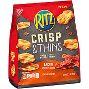 Nabisco Ritz Bacon Crisp & Thins Chips