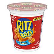 Nabisco Ritz Bits Cheese Go-paks! Cracker Sandwiches