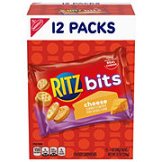 Nabisco Ritz Bits Munch Pack Cheese Cracker Sandwiches
