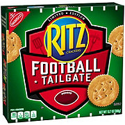 Nabisco Ritz Football Tailgate Crackers