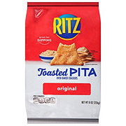 Nabisco Ritz Original Toasted Pita Crackers