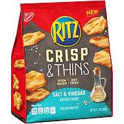 Nabisco Ritz Salt & Vinegar Crisp & Thins Chips