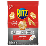 Nabisco Ritz Sea Salt Crisp & Thins Chips