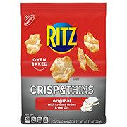 Nabisco Ritz Sea Salt Crisp & Thins Chips