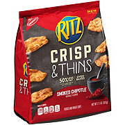 Nabisco Ritz Smoked Chipotle Crisp & Thins Chips