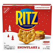 Nabisco Ritz Snowflake Crackers