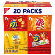 Nabisco Savory Pack