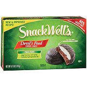 Nabisco SnackWell's Devil's Food Cookie Cakes