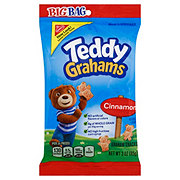 Nabisco Teddy Grahams Big Bag Cinnamon Graham Snacks