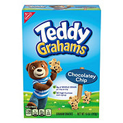 Nabisco Teddy Grahams Chocolatey Chip Graham Snacks