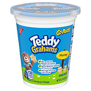 Nabisco Teddy Grahams Honey Go-paks! Graham Snacks