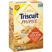 Nabisco Triscuit Minis Smoked Gouda Crackers