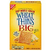 Nabisco Wheat Thins Big Crackers