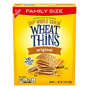 Nabisco Wheat Thins Original Crackers Family Size!