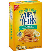 Nabisco Wheat Thins Ranch Snacks