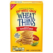 Nabisco Wheat Thins Sundried Tomato and Basil Snacks
